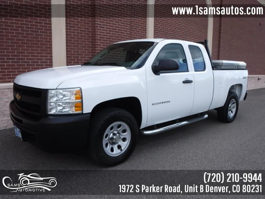 Used 2013 Chevrolet Silverado 1500 in Denver, Colorado | Sam's Automotive. Denver, Colorado