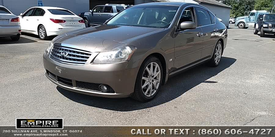 Used 2006 Infiniti M45 in S.Windsor, Connecticut | Empire Auto Wholesalers. S.Windsor, Connecticut