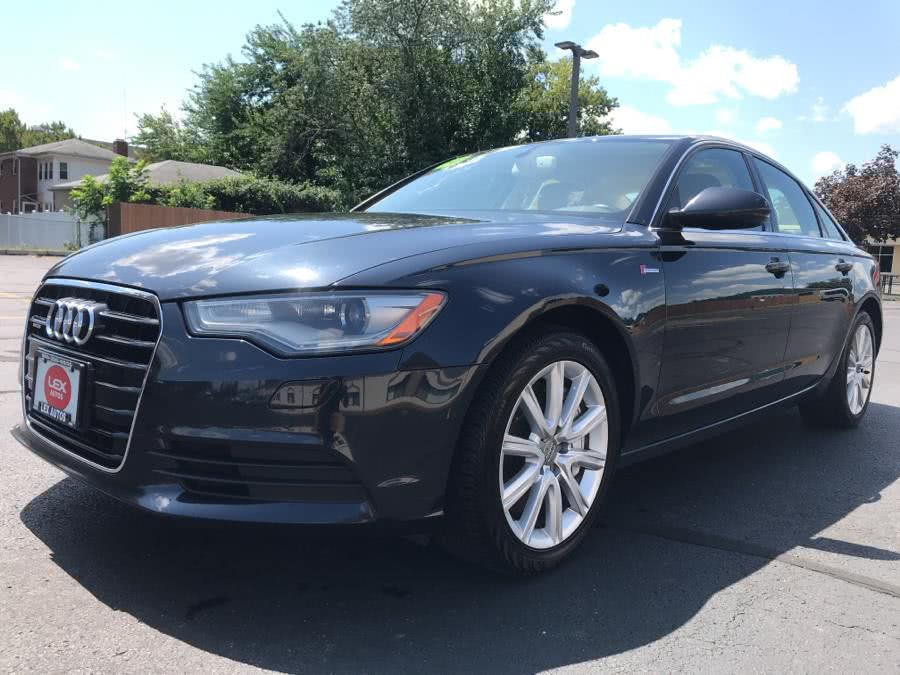 Used 2014 Audi A6 in Hartford, Connecticut | Lex Autos LLC. Hartford, Connecticut