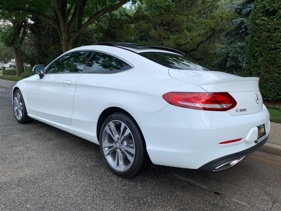 2017 Mercedes-Benz C-Class C 300 Coupe, available for sale in Franklin Square, New York | Luxury Motor Club. Franklin Square, New York