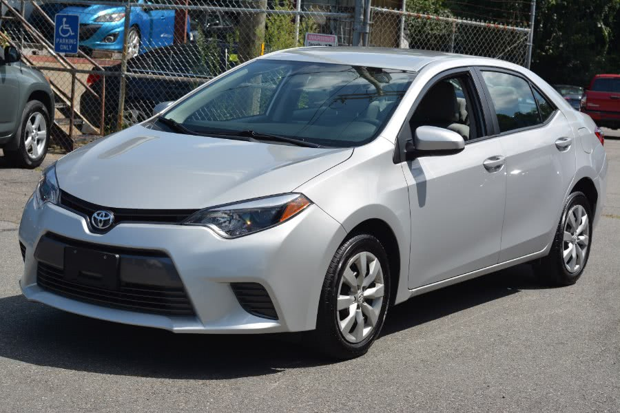 Used 2016 Toyota Corolla in Ashland , Massachusetts | New Beginning Auto Service Inc . Ashland , Massachusetts