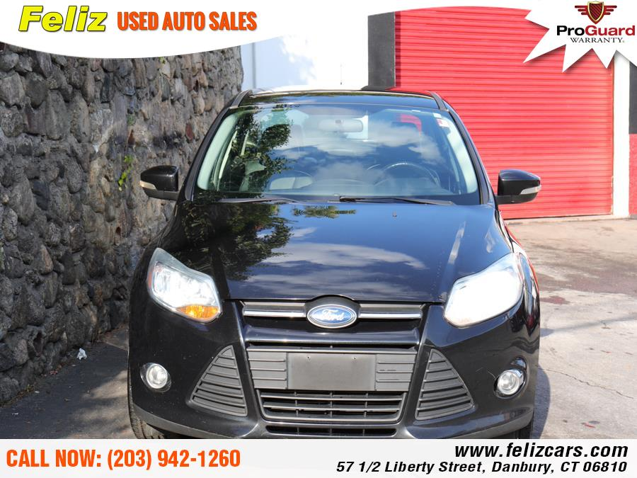 2013 Ford Focus 4dr Sdn SE, available for sale in Danbury, Connecticut | Feliz Used Auto Sales. Danbury, Connecticut