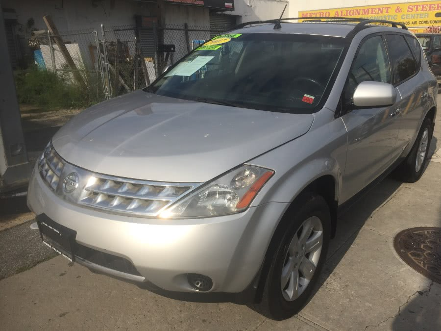 Used 2007 Nissan Murano in Middle Village, New York | Middle Village Motors . Middle Village, New York