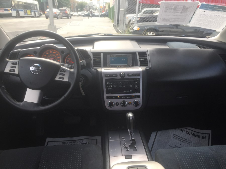 2007 Nissan Murano AWD 4dr S, available for sale in Middle Village, New York | Middle Village Motors . Middle Village, New York