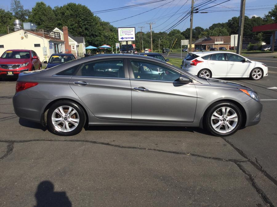 2012 Hyundai Sonata 4dr Sdn 2.4L Auto Limited, available for sale in Plantsville, Connecticut   L&S Automotive LLC. Plantsville, Connecticut
