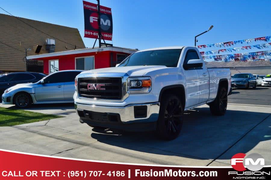 Used 2015 GMC Sierra 1500 in Moreno Valley, California | Fusion Motors Inc. Moreno Valley, California
