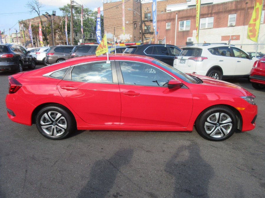 2017 Honda Civic Sedan LX CVT, available for sale in Irvington, New Jersey | Foreign Auto Imports. Irvington, New Jersey