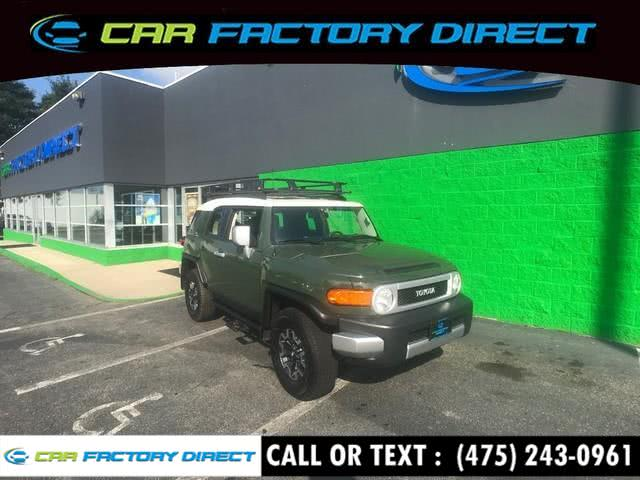 Used 2012 Toyota Fj Cruiser in Milford, Connecticut | Car Factory Direct. Milford, Connecticut