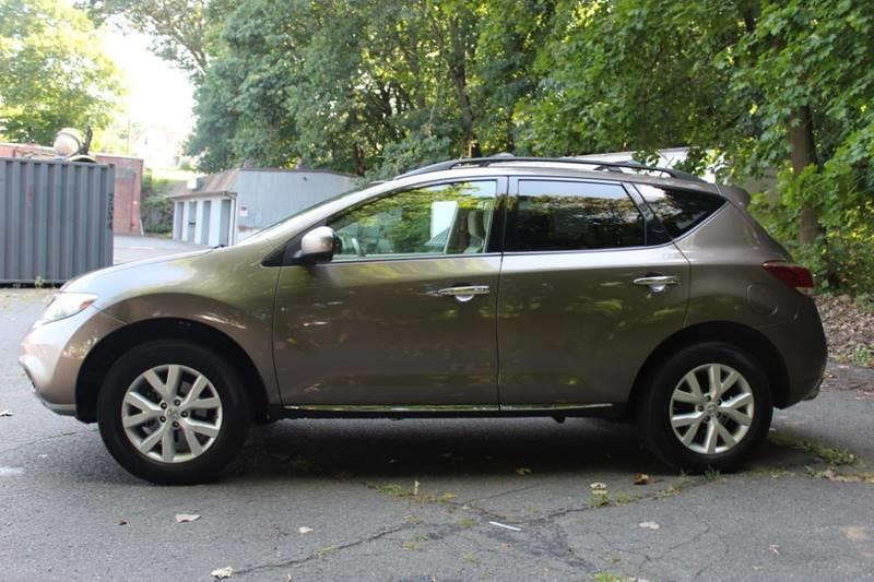2011 Nissan Murano SL AWD 4dr SUV, available for sale in Waterbury, Connecticut | Sphinx Motorcars. Waterbury, Connecticut
