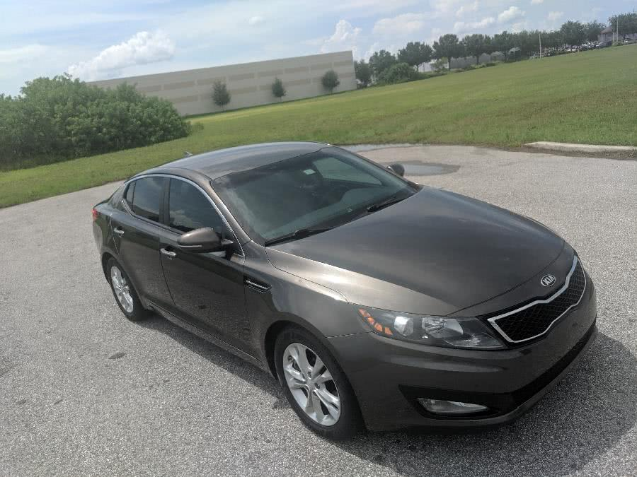 Used 2012 Kia Optima in Orlando, Florida | 2 Car Pros. Orlando, Florida