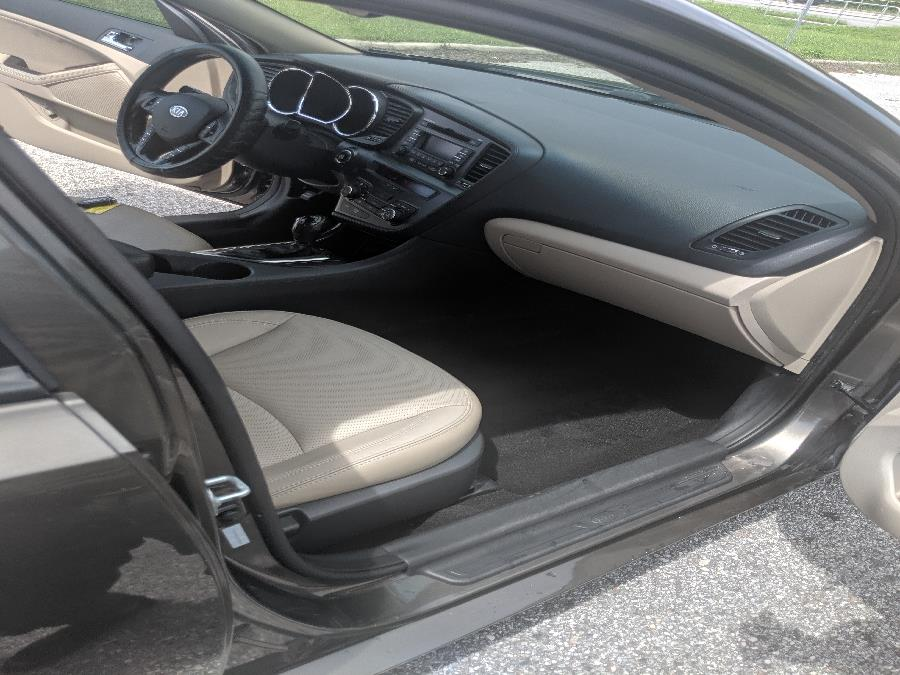 Used Kia Optima 4dr Sdn 2.0T Auto EX 2012 | 2 Car Pros. Orlando, Florida