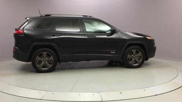 2016 Jeep Cherokee 4WD 4dr 75th Anniversary, available for sale in Naugatuck, Connecticut | J&M Automotive Sls&Svc LLC. Naugatuck, Connecticut