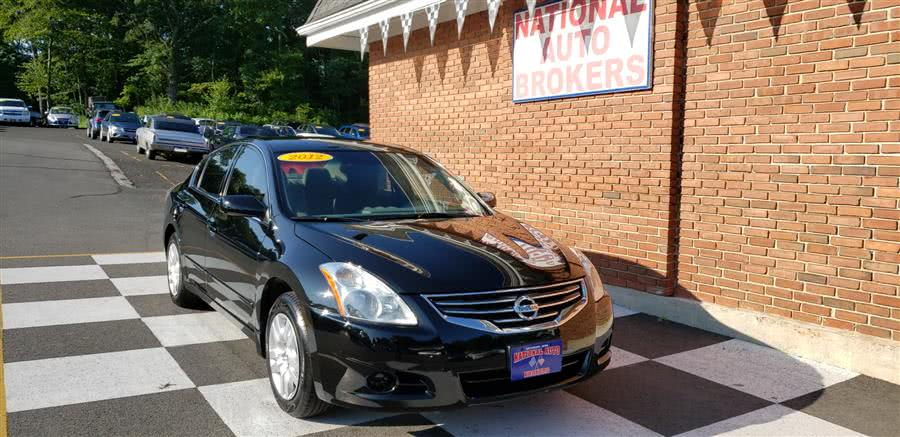 2012 Nissan Altima 4dr Sdn 2.5 S, available for sale in Waterbury, Connecticut | National Auto Brokers, Inc.. Waterbury, Connecticut