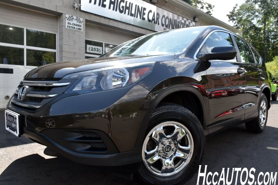 Used 2013 Honda CR-V in Waterbury, Connecticut | Highline Car Connection. Waterbury, Connecticut