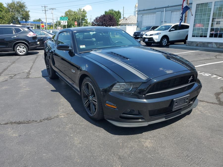 Used Ford Mustang 2dr Cpe GT Premium 2013 | Saybrook Motor Sports. Old Saybrook, Connecticut