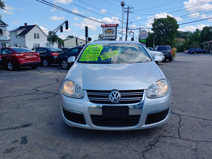 2005 Volkswagen Jetta Sedan A5 4dr 2.5L Auto, available for sale in Worcester, Massachusetts | Rally Motor Sports. Worcester, Massachusetts