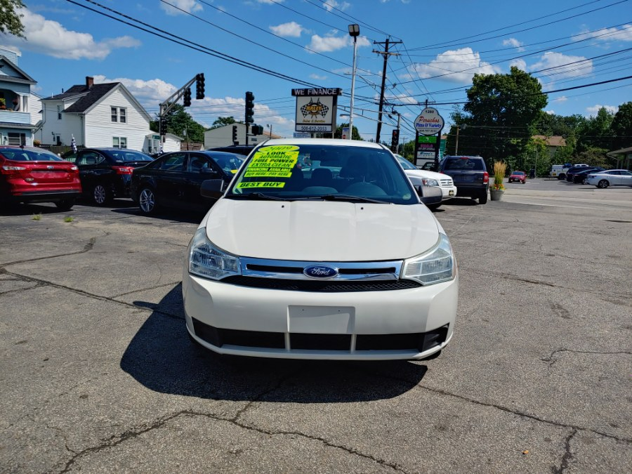 2009 Ford Focus 4dr Sdn SE, available for sale in Worcester, Massachusetts | Rally Motor Sports. Worcester, Massachusetts