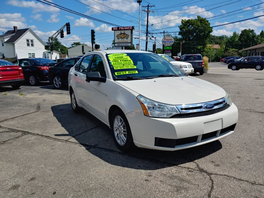 Used 2009 Ford Focus in Worcester, Massachusetts | Rally Motor Sports. Worcester, Massachusetts