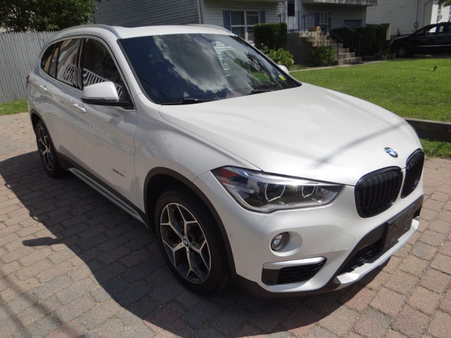 Used 2016 BMW X1 in West Babylon, New York | SGM Auto Sales. West Babylon, New York