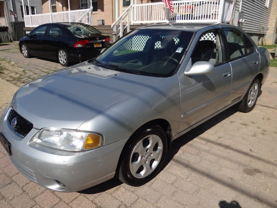 Used Nissan Sentra 4dr Sdn GXE Auto 2003   SGM Auto Sales. West Babylon, New York