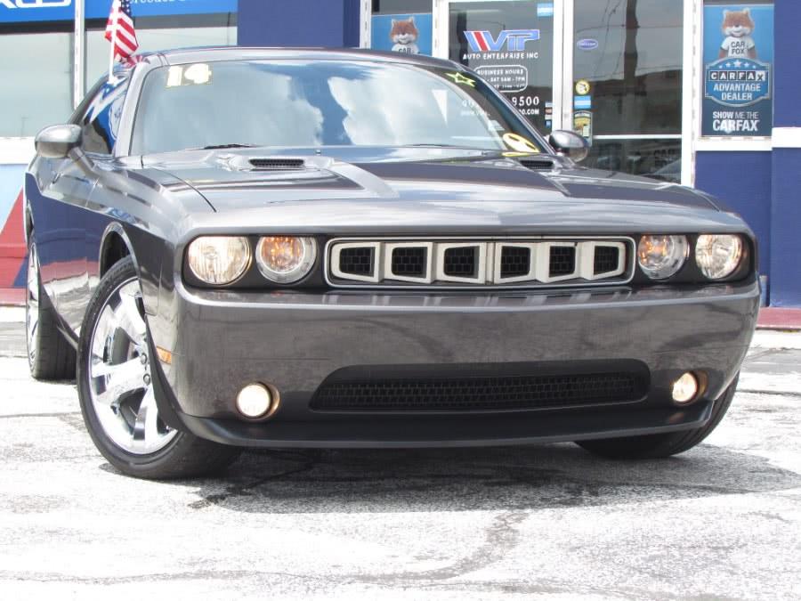 Used 2014 Dodge Challenger in Orlando, Florida | VIP Auto Enterprise, Inc. Orlando, Florida