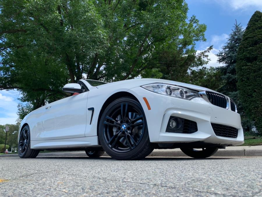 2016 BMW 4 Series 2dr Conv 435i, available for sale in Franklin Square, New York | Luxury Motor Club. Franklin Square, New York