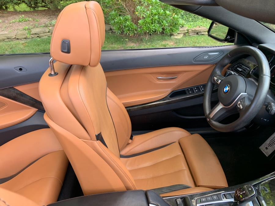 2017 BMW 6 Series 640i xDrive Convertible, available for sale in Franklin Square, New York | Luxury Motor Club. Franklin Square, New York