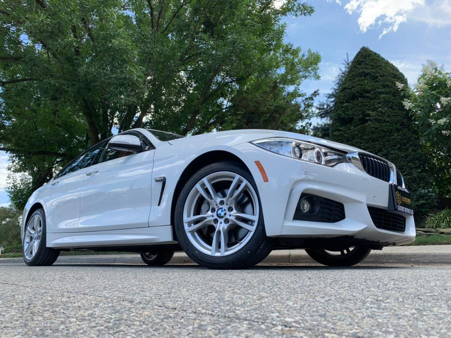 2017 BMW 4 Series 430i xDrive Gran Coupe SULEV, available for sale in Franklin Square, New York   Luxury Motor Club. Franklin Square, New York
