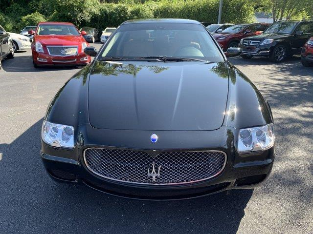 2008 Maserati Quattroporte Executive GT, available for sale in Cincinnati, Ohio | Luxury Motor Car Company. Cincinnati, Ohio