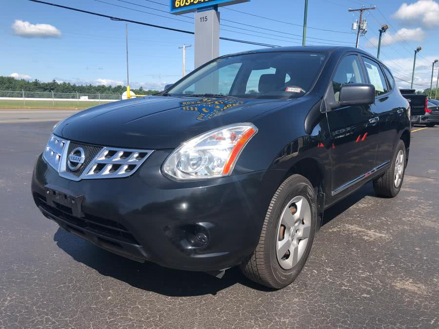 Used Nissan Rogue S AWD 2011 | RH Cars LLC. Merrimack, New Hampshire