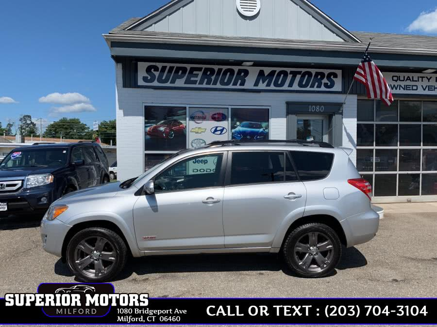 Used 2011 Toyota RAV4 SPORT in Milford, Connecticut | Superior Motors LLC. Milford, Connecticut
