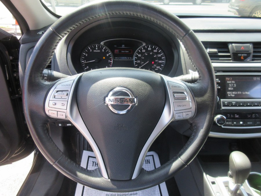 2017 Nissan Altima 2.5 SV Sedan, available for sale in Irvington, New Jersey | Foreign Auto Imports. Irvington, New Jersey