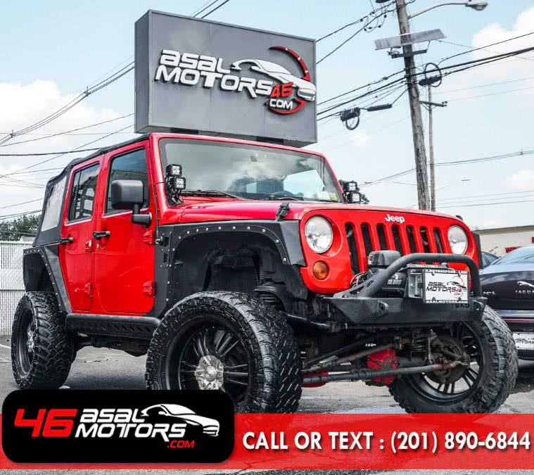 2009 Jeep Wrangler Unlimited 4WD 4dr X, available for sale in East Rutherford, New Jersey | Asal Motors 46. East Rutherford, New Jersey