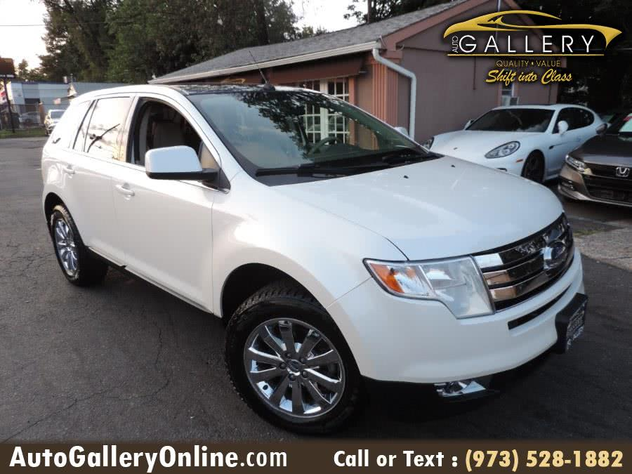 Used 2009 Ford Edge in Lodi, New Jersey | Auto Gallery. Lodi, New Jersey