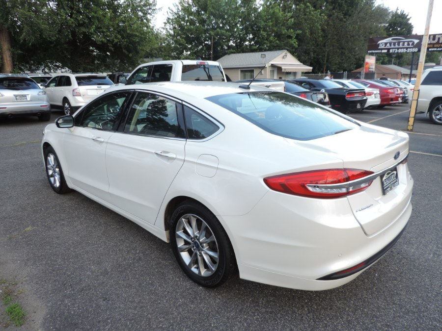 2017 Ford Fusion SE FWD, available for sale in Lodi, New Jersey | Auto Gallery. Lodi, New Jersey