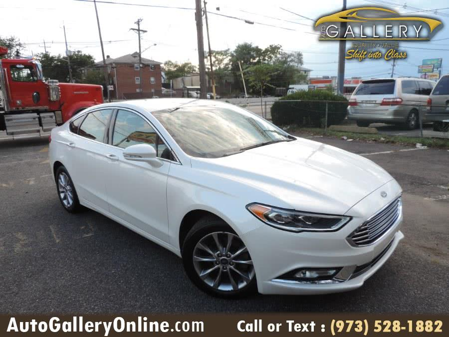 Used 2017 Ford Fusion in Lodi, New Jersey | Auto Gallery. Lodi, New Jersey