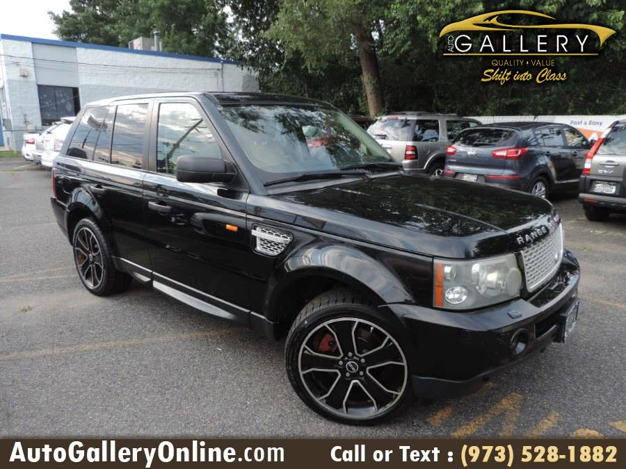 Used 2007 Land Rover Range Rover Sport in Lodi, New Jersey | Auto Gallery. Lodi, New Jersey
