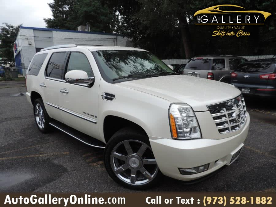 Used Cadillac Escalade AWD 4dr 2008 | Auto Gallery. Lodi, New Jersey
