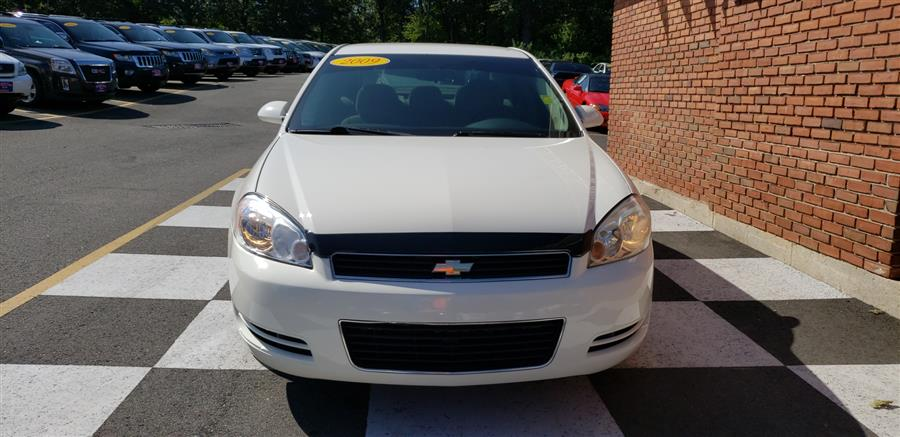 2009 Chevrolet Impala 4dr Sdn 3.5L LT, available for sale in Waterbury, Connecticut | National Auto Brokers, Inc.. Waterbury, Connecticut