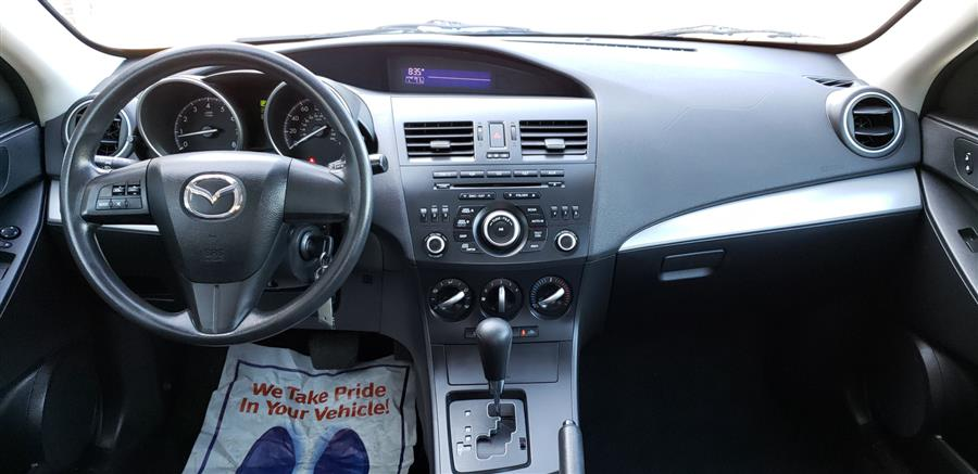 2012 Mazda Mazda3 4dr Sdn Auto i Sport, available for sale in Waterbury, Connecticut | National Auto Brokers, Inc.. Waterbury, Connecticut