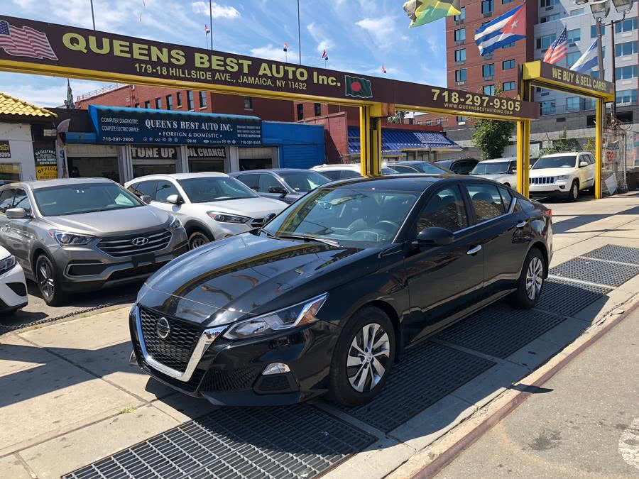 Used 2019 Nissan Altima in Jamaica, New York | Queens Best Auto, Inc.. Jamaica, New York