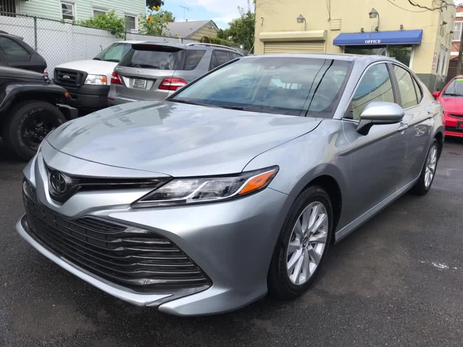 2018 Toyota Camry LE Auto (Natl), available for sale in Jamaica, New York | Sunrise Autoland. Jamaica, New York