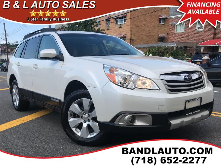 Used 2011 Subaru Outback in Bronx, New York | B & L Auto Sales LLC. Bronx, New York
