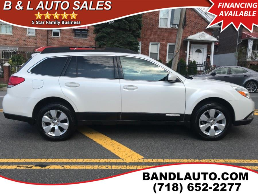 2011 Subaru Outback 4dr Wagon Auto 2.5i Limited, available for sale in Bronx, New York | B & L Auto Sales LLC. Bronx, New York