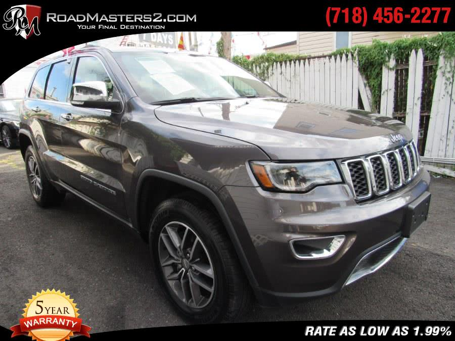 Used 2018 Jeep Grand Cherokee in Middle Village, New York | Road Masters II INC. Middle Village, New York