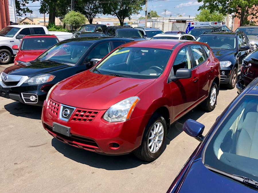 2008 Nissan Rogue AWD 4dr SL w/CA Emissions, available for sale in New Haven, Connecticut | Primetime Auto Sales and Repair. New Haven, Connecticut