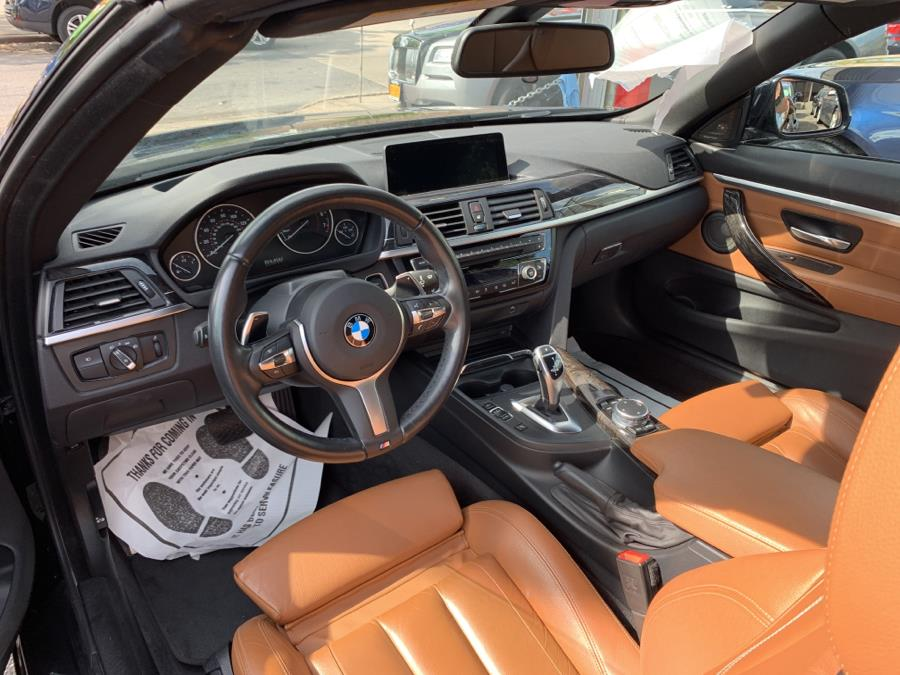 2017 BMW 4 Series 430i Convertible SULEV, available for sale in Brooklyn, New York | E Cars . Brooklyn, New York
