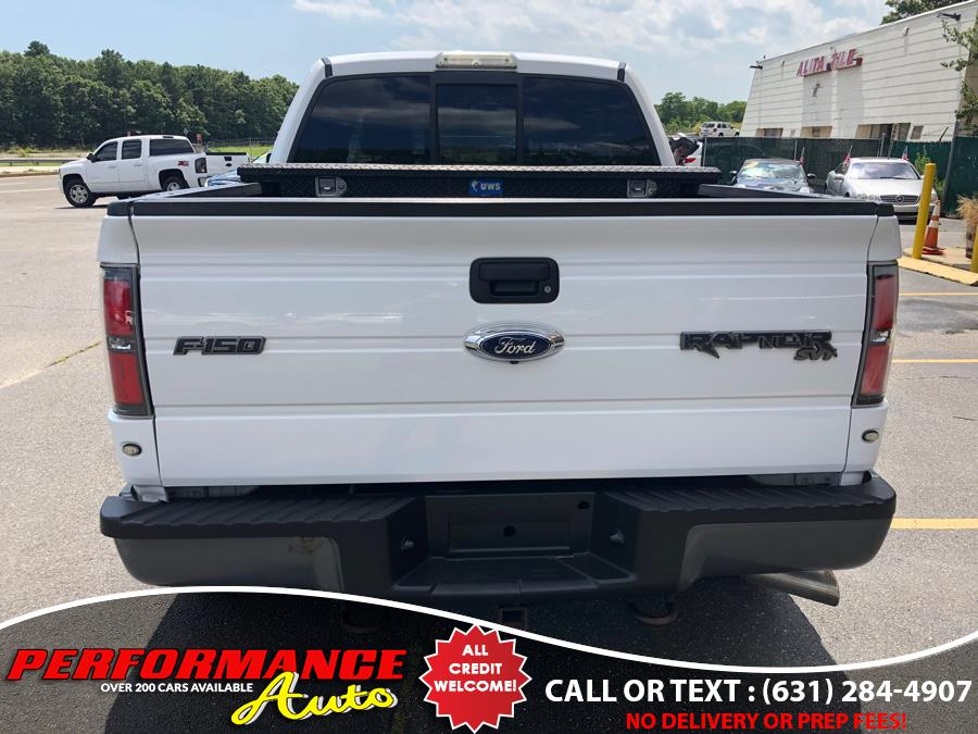 2010 Ford F-150 4WD SuperCab 133