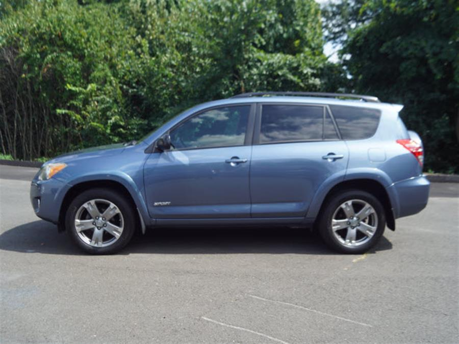 2010 Toyota Rav4 Sport, available for sale in Canton, Connecticut | Canton Auto Exchange. Canton, Connecticut