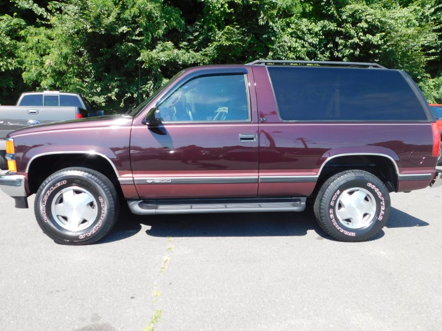 1997 Chevrolet Tahoe 1500 2dr 4WD LT, available for sale in Watertown, Connecticut   Watertown Auto Sales. Watertown, Connecticut
